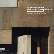 nye enfamiliehuse / new single- family houses - bog