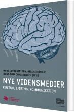 nye vidensmedier - bog