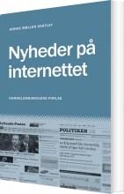 nyheder på internettet - bog