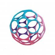 oball / o ball - 10 cm - multi pink - Babylegetøj