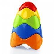 oball anyway stacker - stabeltårn - Babylegetøj