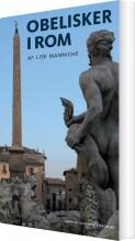 obelisker i rom - bog