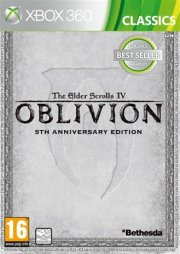 oblivion 5th anniversary - dk - xbox 360