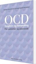 ocd-sygdom og behandling. for patienter og pårørende - bog