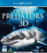 ocean predators - 3D Blu-Ray