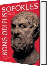 ødipus i kolonos - bog