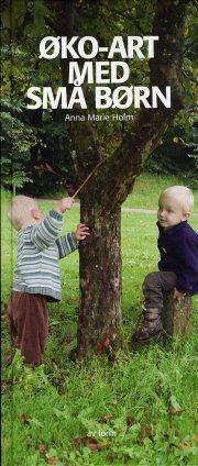 øko-art med små børn - bog