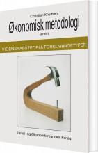 økonomisk metodologi bind 1: - bog