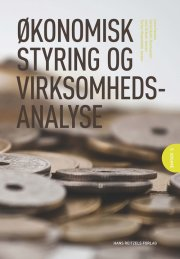 økonomisk styring og virksomhedsanalyse - bog