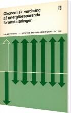 økonomisk vurdering af energibesparende foranstaltninger - bog