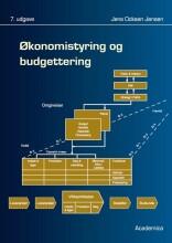 økonomistyring og budgettering - bog