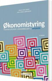 økonomistyring - videregående uddannelser - opgaver - bog