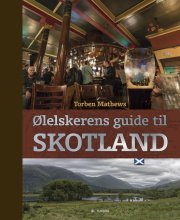 ølelskerens guide til skotland - bog