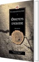 ørkenens eneboere - bog