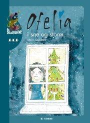 ofelia i sne og storm - bog