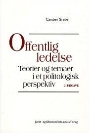offentlig ledelse - bog
