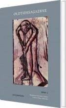 oldtidssagaerne. bind 2 - bog
