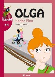 olga finder finn - bog