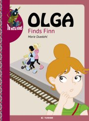 olga finds finn - bog