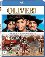 oliver twist - musical 1968 - Blu-Ray