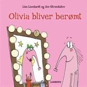 olivia bliver berømt - bog