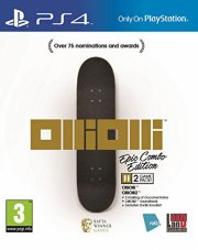 olli olli : epic combo edition - inc. olli olli 2 - PS4
