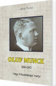 oluf munck - bog