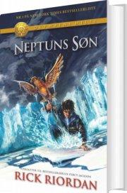 olympens helte 2 - neptuns søn - bog