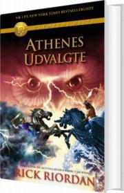 olympens helte 3 - athenes udvalgte - bog