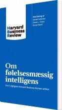 Image of   Om Følelsesmæssig Intelligens - Harvard Business Review - Bog