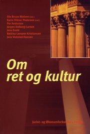om ret og kultur - bog