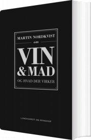 om vin og mad og hvad der virker - bog
