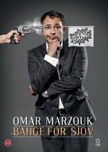 omar marzouk - bange for sjov - DVD