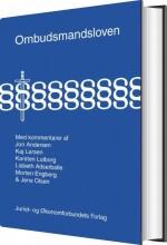ombudsmandsloven med kommentarer - bog