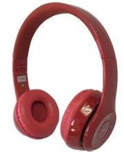 omega freestyle fh0915r bluetooth høretelefoner med mikrofon - rød - Tv Og Lyd
