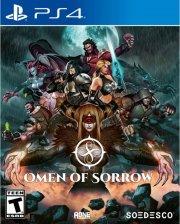 omen of sorrow - PS4