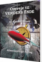 omveje til verdens ende - bog