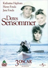deres sensommer / on golden pond - DVD
