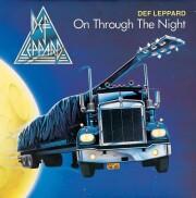 def leppard - on through the night - cd