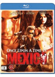 once upon a time in mexico - Blu-Ray