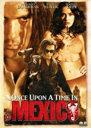 once upon a time in mexico - DVD