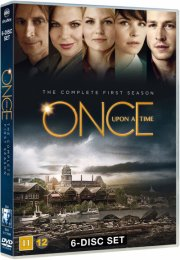 once upon a time - sæson 1 - DVD