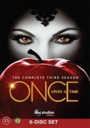 once upon a time - sæson 3 - DVD