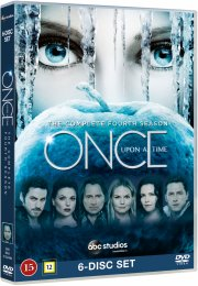 once upon a time - sæson 4 - DVD