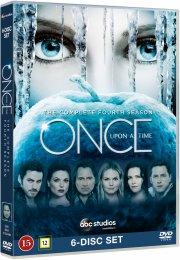 once upon a time - sæson 4 - DVD