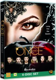 once upon a time - sæson 6 - DVD