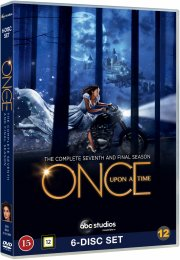 once upon a time - sæson 7 - DVD