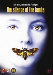 the silence of the lambs / ondskabens øjne - DVD