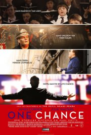 one chance - paul potts - Blu-Ray
