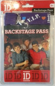 one direction - 1d - backstage pass - Diverse